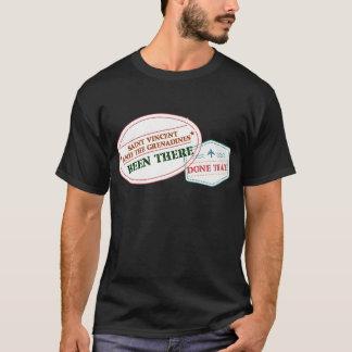 Camiseta São Vicente e Granadinas sido T lá feito