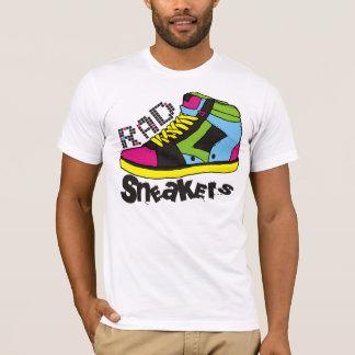 Camiseta sapatilhas do RAD do anos 80
