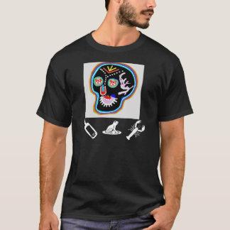 Camiseta Sapo amigável de sorriso do fantasma n dos
