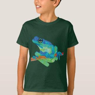 Camiseta Sapo azul