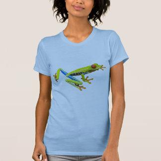 Camiseta Sapo de árvore - senhoras