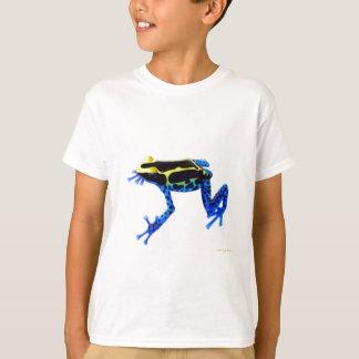 Camiseta Sapo de tingidura da seta do veneno