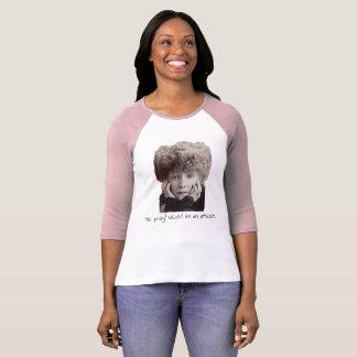 Camiseta Sarah Bernhardt que eu Pray?