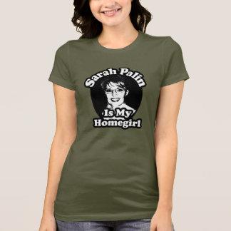 Camiseta Sarah Palin é meu Homegirl