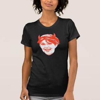 Camiseta Sarah Palin é o t-shirt do diabo