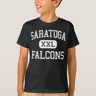 Camiseta Saratoga - Falcons - alto - Saratoga Califórnia