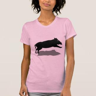 Camiseta Sardinia, Cinghiale - javali (menina)