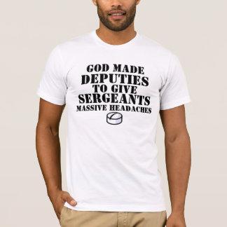 Camiseta Sargento Dor de cabeça