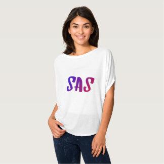 Camiseta sas-camisa