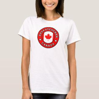 Camiseta Saskatchewan Canadá