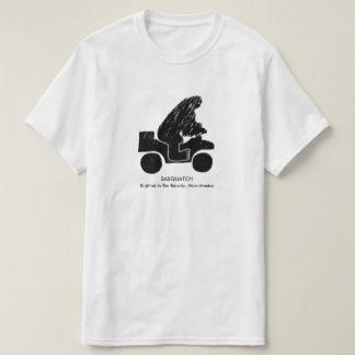 Camiseta Sasquatch observou em Rio Rancho, New mexico