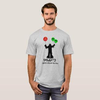 Camiseta Sasquatch observou Roswell, New mexico