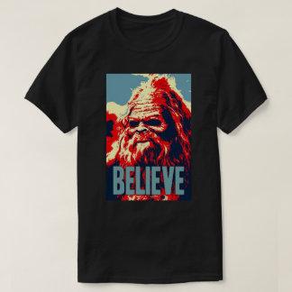 Camiseta Sasquatch/t-shirt de Bigfoot