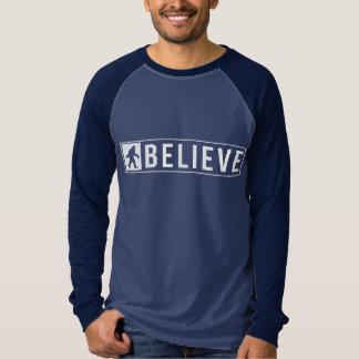 Camiseta Sassquatch acredita