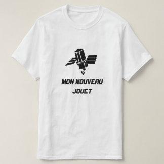 Camiseta Satélite de espião com jouet do nouveau de