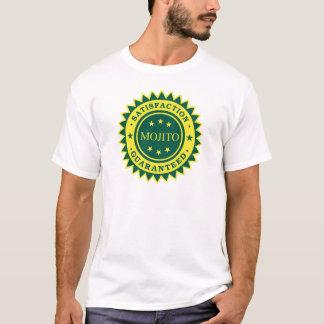 Camiseta Satisfação garantida