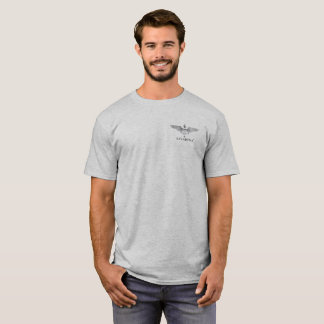 Camiseta Savarona logótipo alpargata