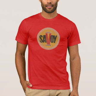Camiseta Savoy Kolin do hotel