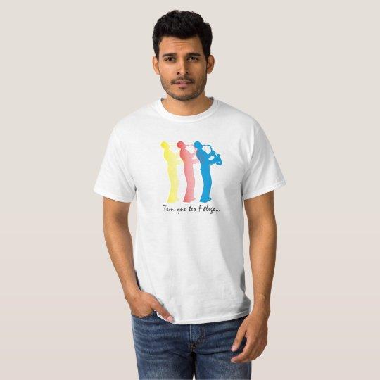 Camiseta sax