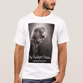 Camiseta Saxão da luz solar do céu em Toulouse