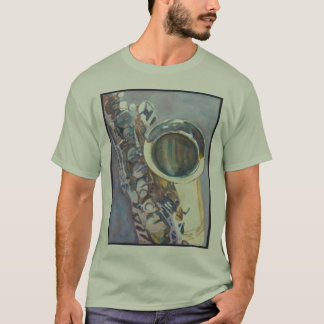 Camiseta Saxofone