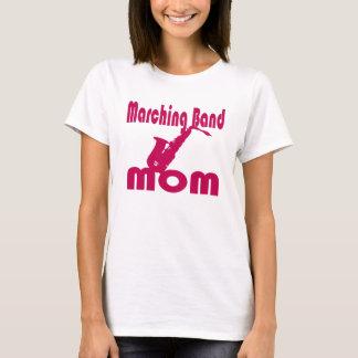 Camiseta Saxofone da mamã da banda