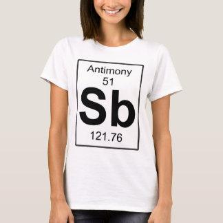 Camiseta Sb - antimónio