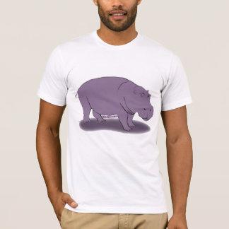 Camiseta SBC&Co. X t-shirt do hipopótamo de Nolobotamus