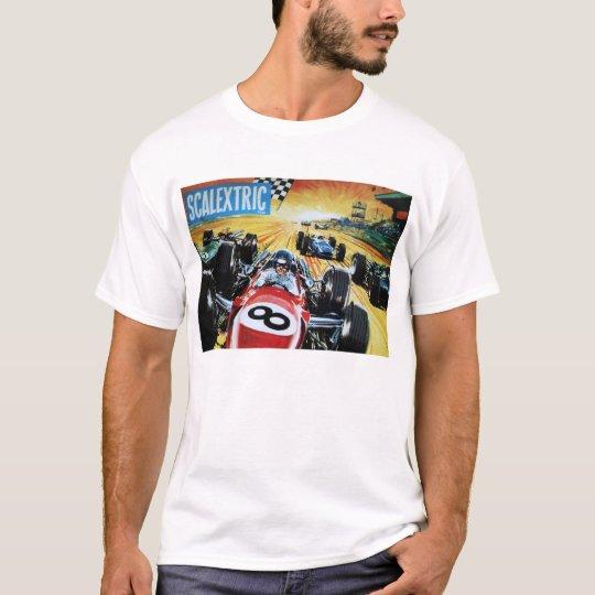 Camiseta Scalextric Vintage Slot Car