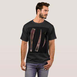 Camiseta Scaphopoda preto