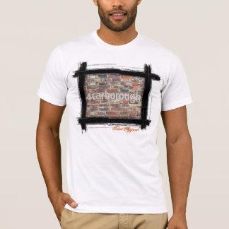 Camiseta Scarborough (tijolo)