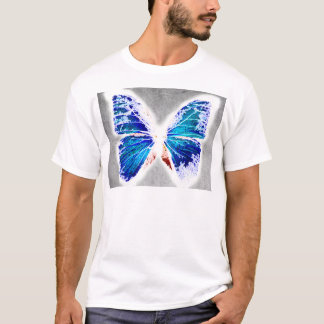 Camiseta scetch buterfly 2