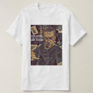 Camiseta Schleever com convidado especial Jerry Von Amigo
