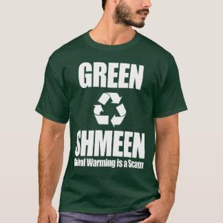 Camiseta Schmeen verde