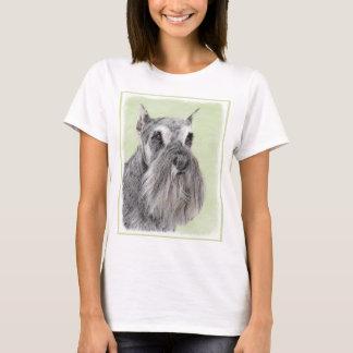 Camiseta Schnauzer