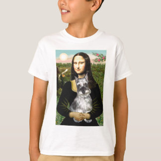 Camiseta Schnauzer 1cr - Mona Lisa
