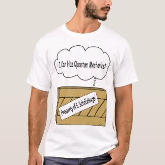 Camiseta Schrodingers LOLcat