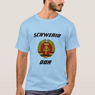 Camiseta Schwerin, RDA, Schwerin, Alemanha