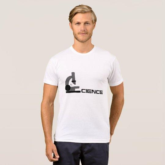 Camiseta Science