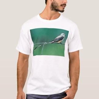 Camiseta Scissor atou o flycatcher