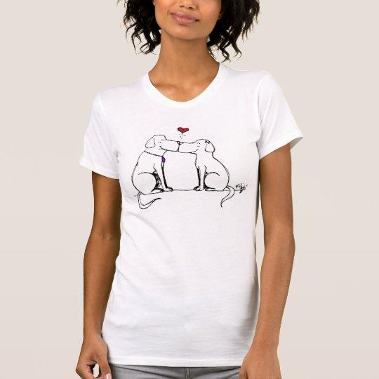 Camiseta Scoop Dog Love