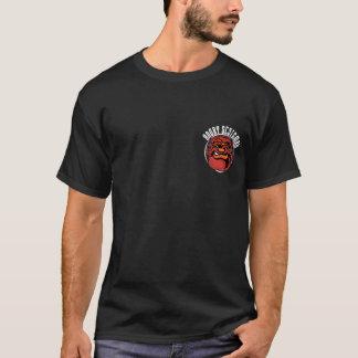 Camiseta Scotsman irritado que comporta-se mal