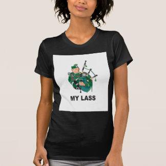 Camiseta scott com bagpipe