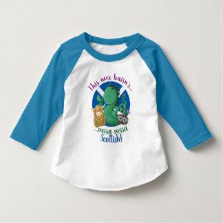 Camiseta Scottish do Verra Verra deste Bairn pequenino