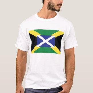 Camiseta Scottish jamaicano