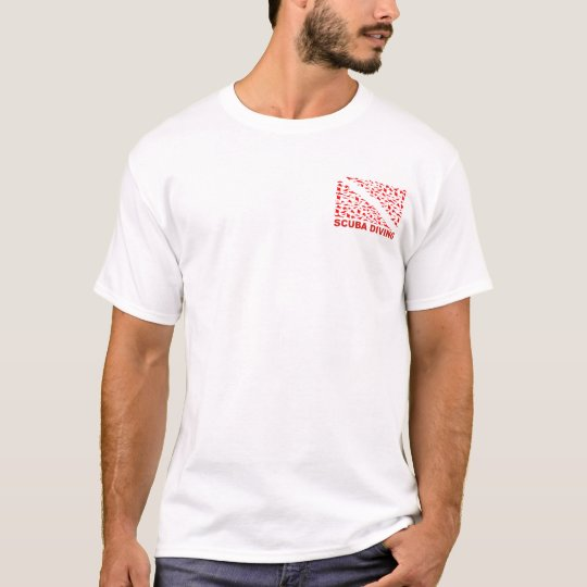 Camiseta Scuba Diving - T-Shirt