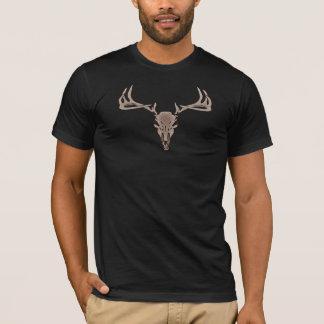Camiseta scull dos cervos