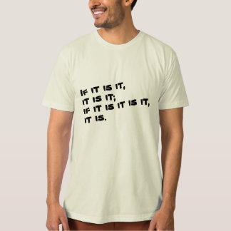 Camiseta Se é ele….está