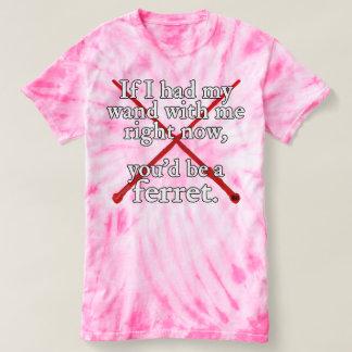 Camiseta Se eu tive o T do ciclone das minhas mulheres da