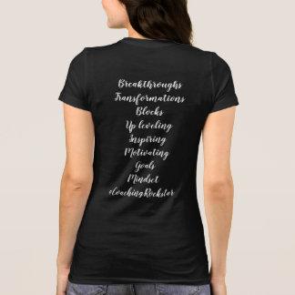 Camiseta Se início em você não suceda… o treinamento